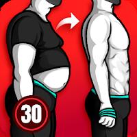 Apk إنقاص الوزن للرجال - 30 يوم لياقه، اللياقه البدنيه