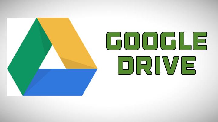 خصائص جوجل درايف Google drive apk
