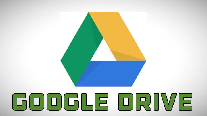 نبذه عن جوجل درايف Google drive apk
