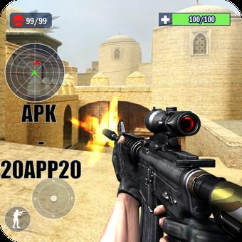 تحميل لعبة كونتر تيوريست Counter Terrorist APK