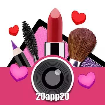 تحميل YouCam Makeup Magic Selfie Cam & Virtual Makeovers for Android
