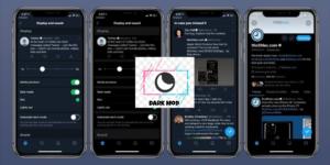 تحميل تفعيلي الوضع الليلي apk - 20app20 كيفية apk تشغيل الوضع الداكن في تويتر الاسود من الاعدادات Twitter Dark Mod
