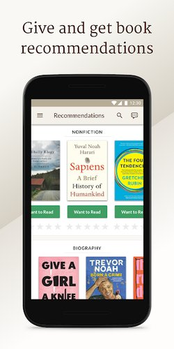 برنامج Goodreads