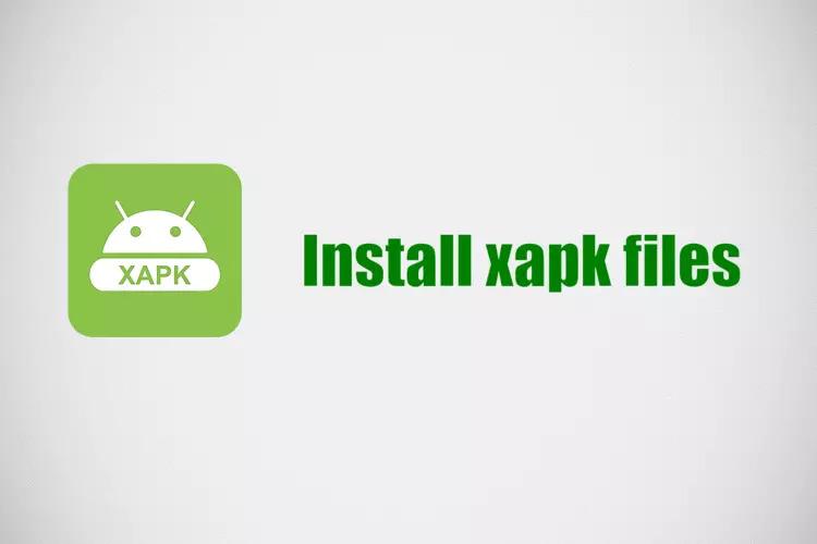 كيفية تثبيت التطبيقات والألعاب بصيغة Xapk