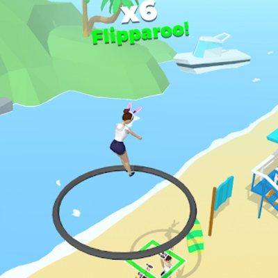 مميزات لعبه فليب جامب ستاك Flip Jump stack