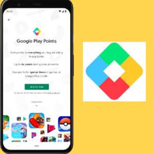 Google Play Points a rewards program
