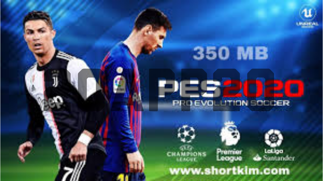 تحميل لعبة PES 2012 مود PES 2020 للاندرويد