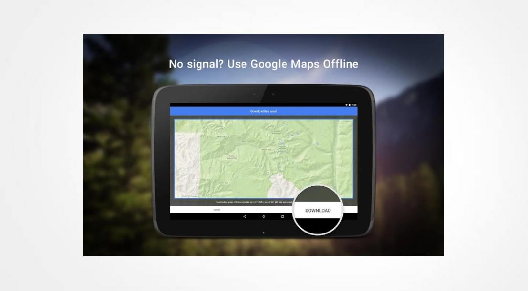 خرائط جوجل حديثة 2020